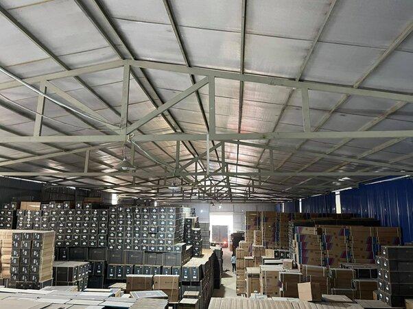 Dịch vụ phân phối chuyên nghiệp đến từ đến từ điện máy Phúc Khánh
