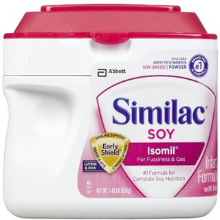 sữa bột Similac Soy Isomil