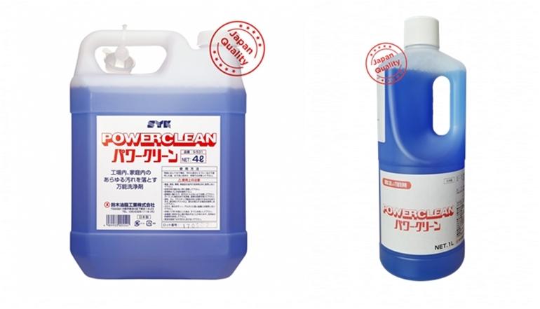 hóa chất tẩy rửa syk powerclean