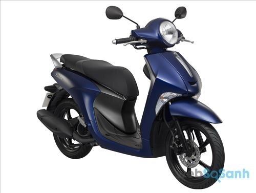 Xe tay ga giá rẻ Yamaha Janus 125 2017