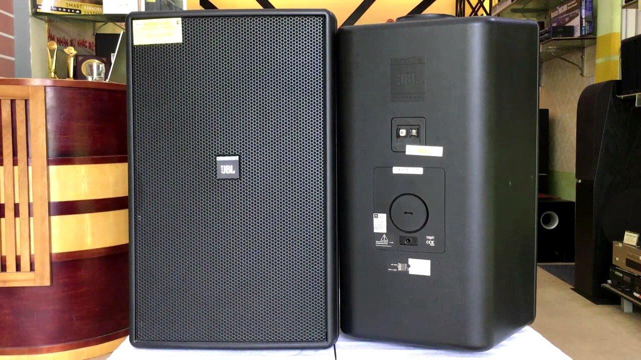 Loa đóng vai trò quan trọng trong các thiết bị âm thanh