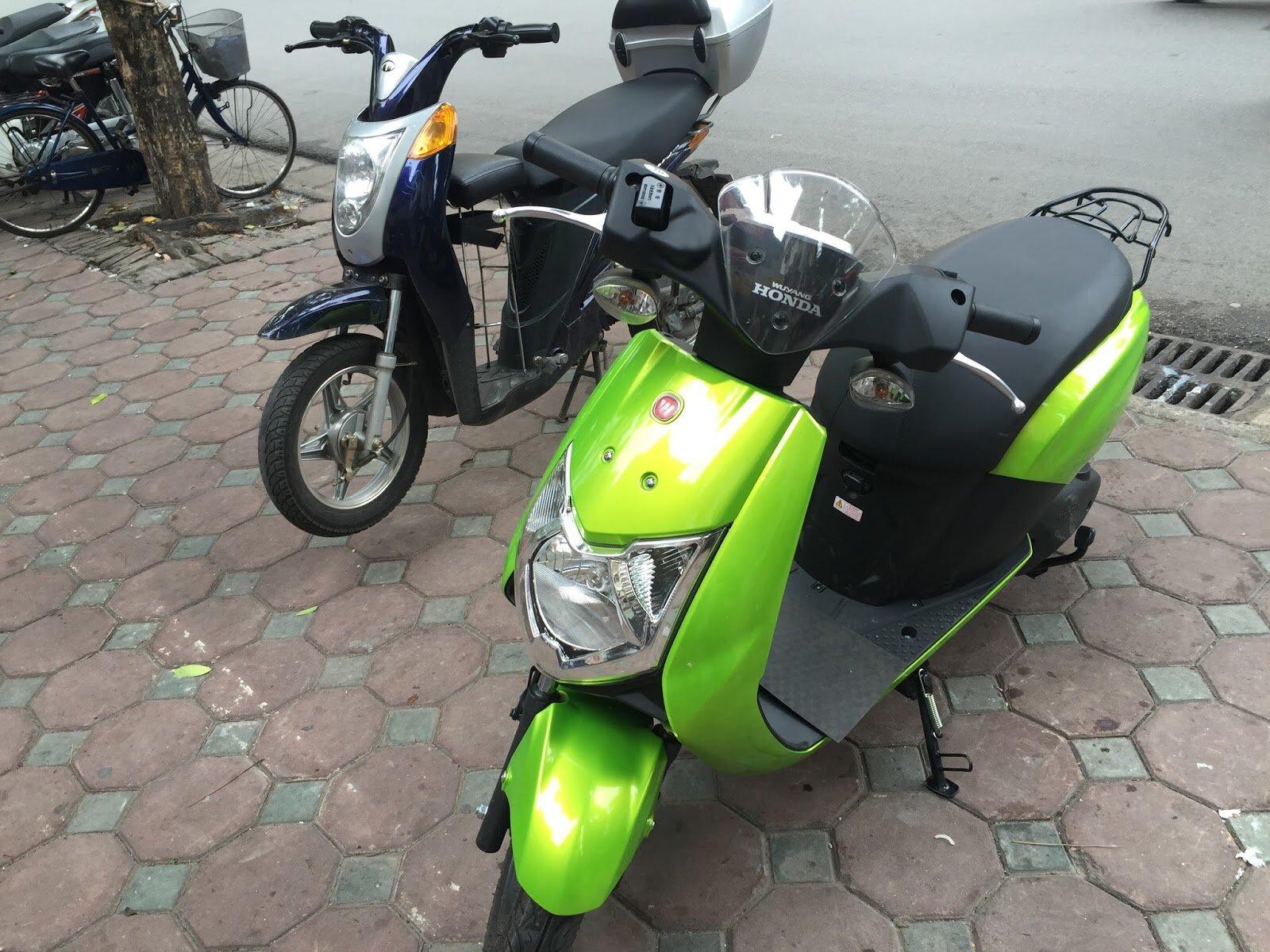 Xe điện Honda Prinz đến từ Nhật Bản