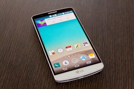 LG G3 (Giá tham khảo: 4.95 triệu)