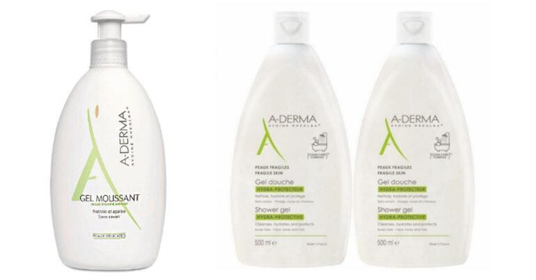 Review sữa tắm Aderma cho trẻ sơ sinh - Sữa tắm đa năng cho làn da nhạy cảm