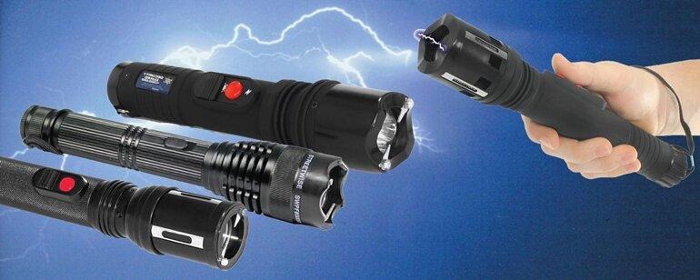 đèn pin tự vệ t10