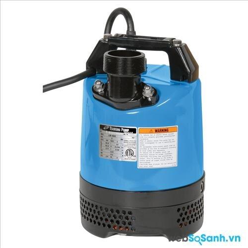 Mỗi loại máy bơm chìm nước chỉ hoạt động được trong một khoảng nhiệt độ chính