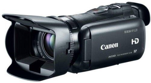 Máy quay Canon VIXIA HF G20