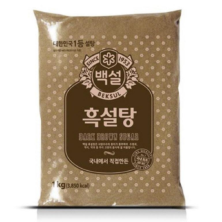Đường đen Hàn Quốc là gì ? Chất lượng có tốt không ? Giá thành bao nhiêu 1kg ?