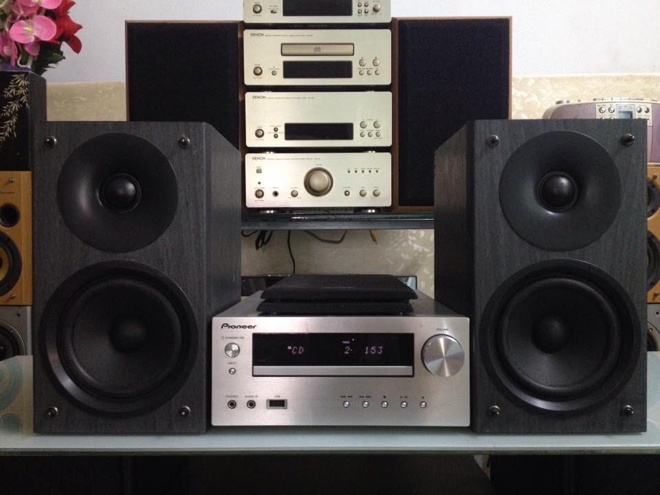 Bộ dàn âm thanh mini Pioneer HM50