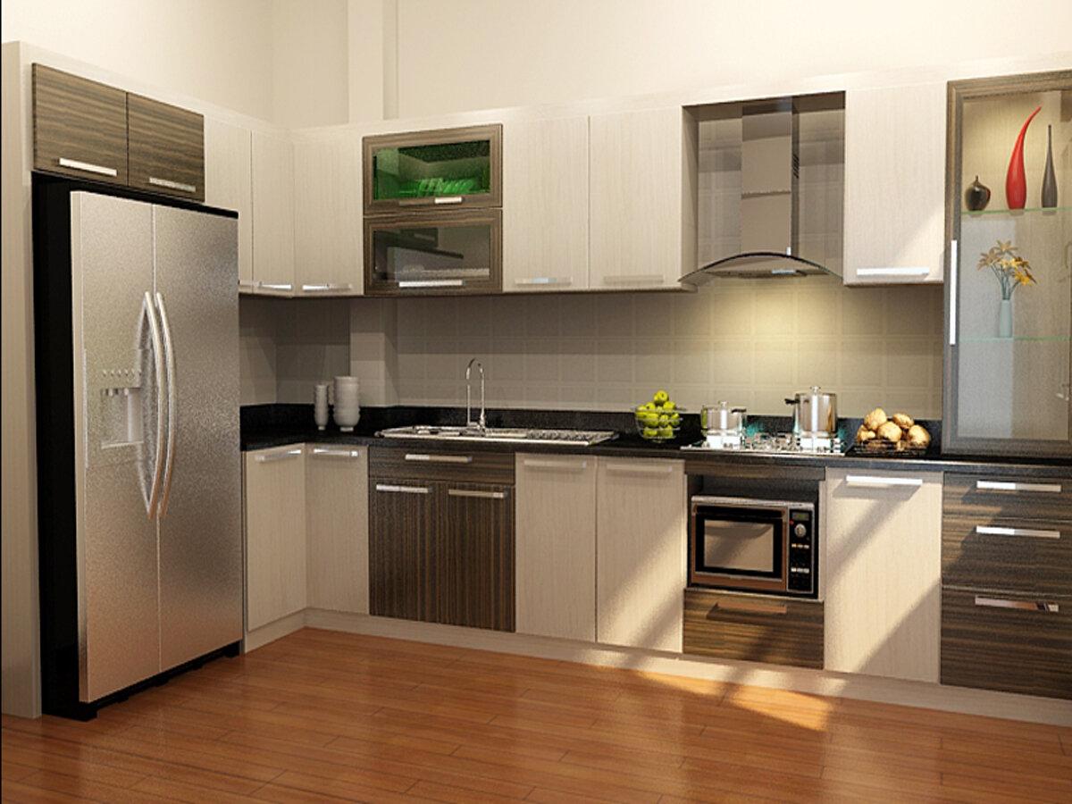 Máy hút mùi gắn tủ bếp