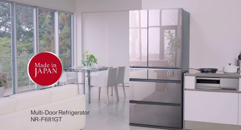 Tủ lạnh Nhật nội địa công nghệ hiện đại, tiết kiệm điện