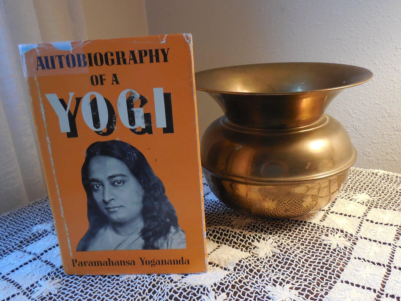 Tự truyện của một người tập Yoga