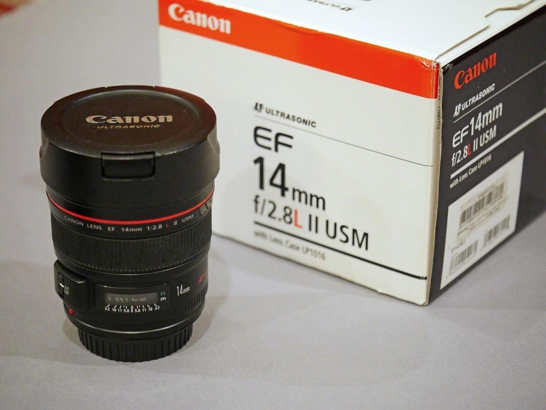 Lens EF14 mm f/2.8L II USM rất phù hợp chụp phong cảnh