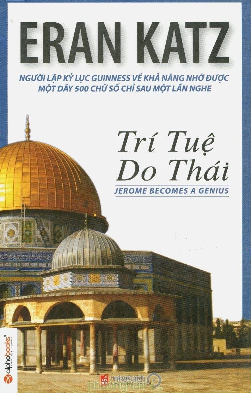 Cuốn sách Trí tuệ Do Thái.