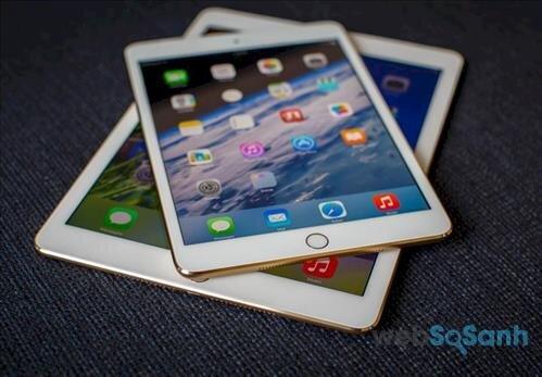 Những chiếc máy tính bảng Apple iPad sẽ khiến bạn tốn nhiều tiền