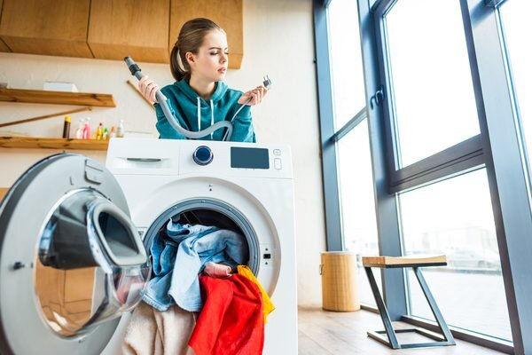 Máy giặt Toshiba có xuất xứ Nhật Bản