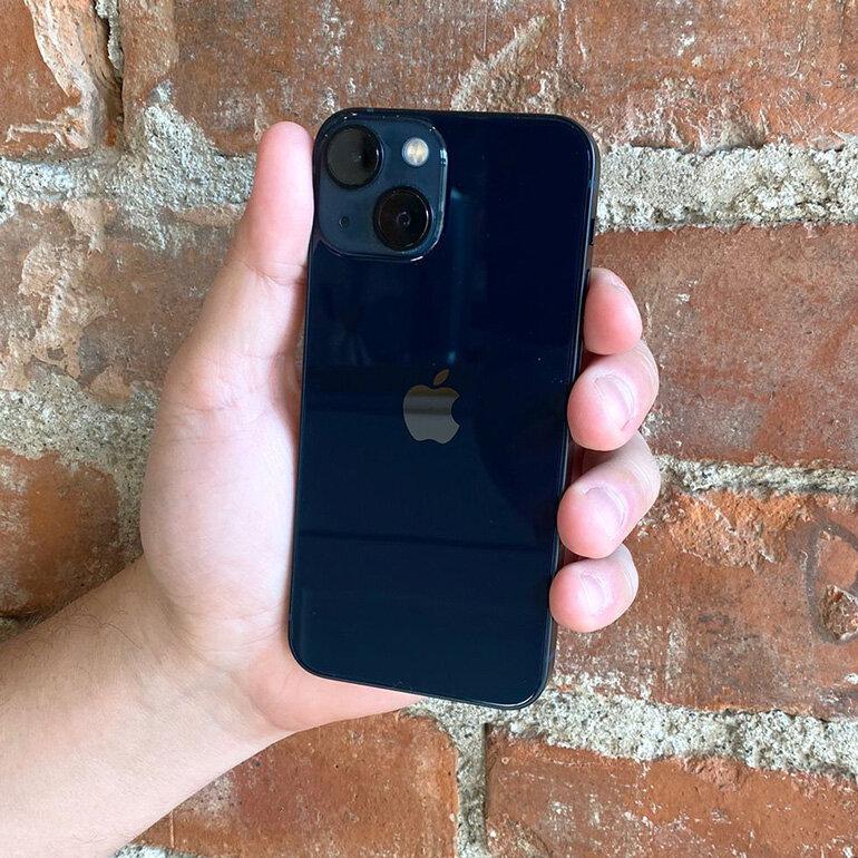 đánh giá iphone 13 mini