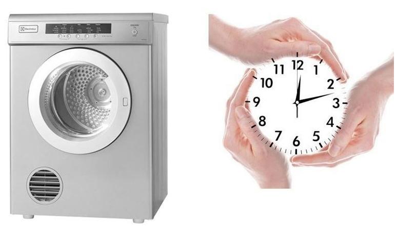 Máy sấy quần áo cửa trước Electrolux EDV7552S 7.5kg có tốt không ? Giá bao nhiêu ?