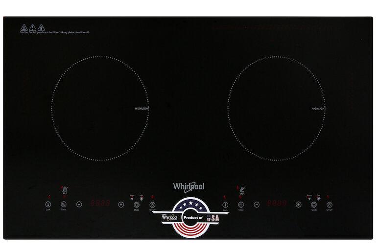 Bếp hồng ngoại đôi Whirlpool ACT752/BLV