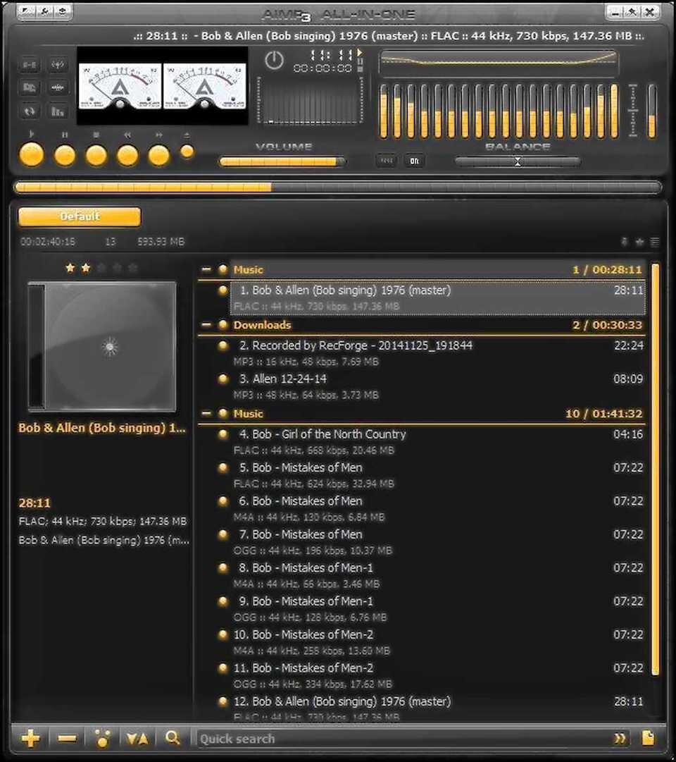Bạn thường nghe nhạc Lossless trên phần mềm nào?