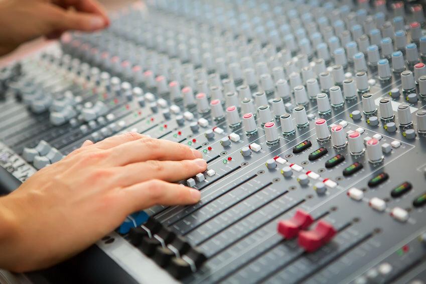 Mixer là linh hồn của một hệ thống âm thanh