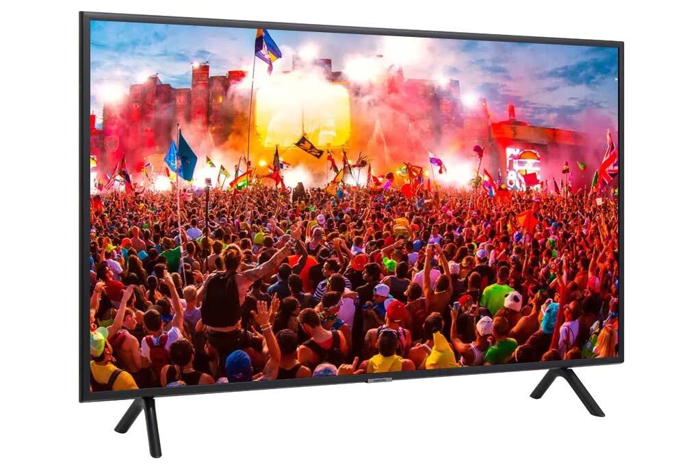 Ứng dụng kết nối trên tivi Samsung 4K rất linh hoạt