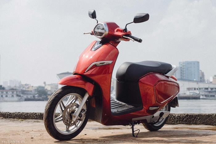 Xe điện VinFast Klara được ưa chuộng tại thị trường Việt