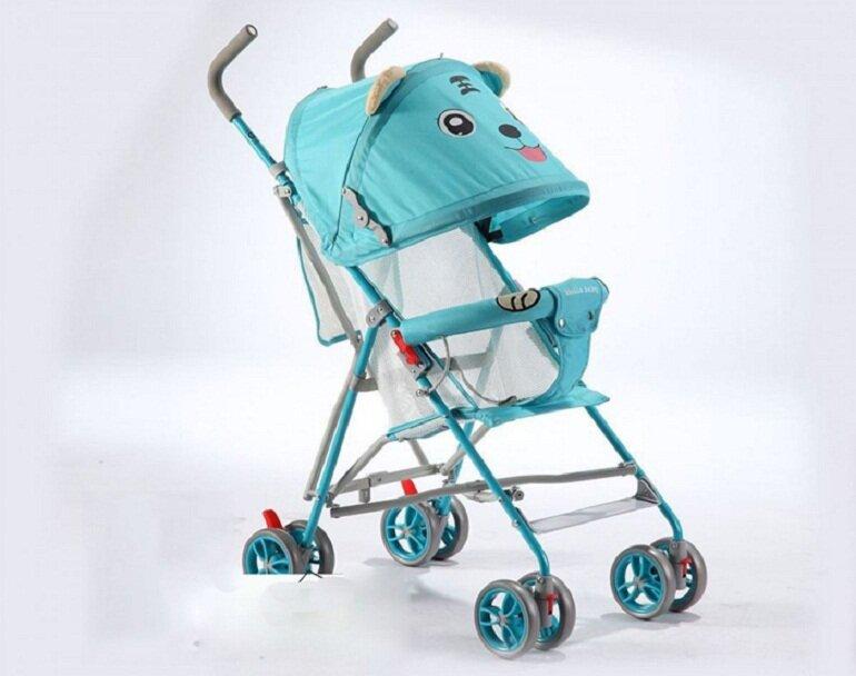 Xe đẩy cho bé giá 450k của hãng Hope Baby