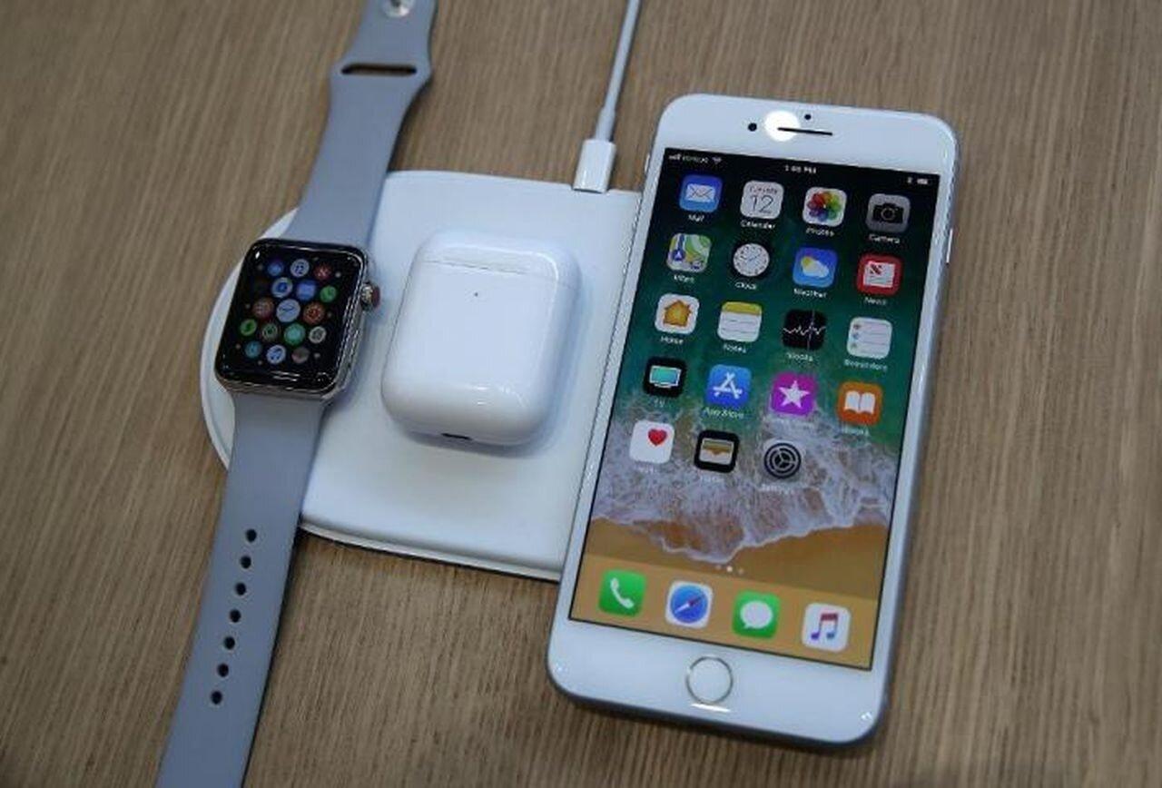 Bộ sạc Apple AirPower