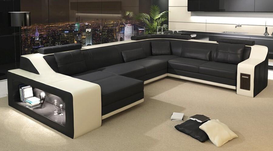 Sofa phòng khách hiện đại 2014