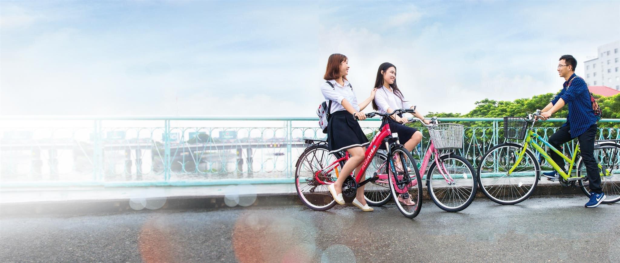 Có nên mua xe đạp điện Asama?