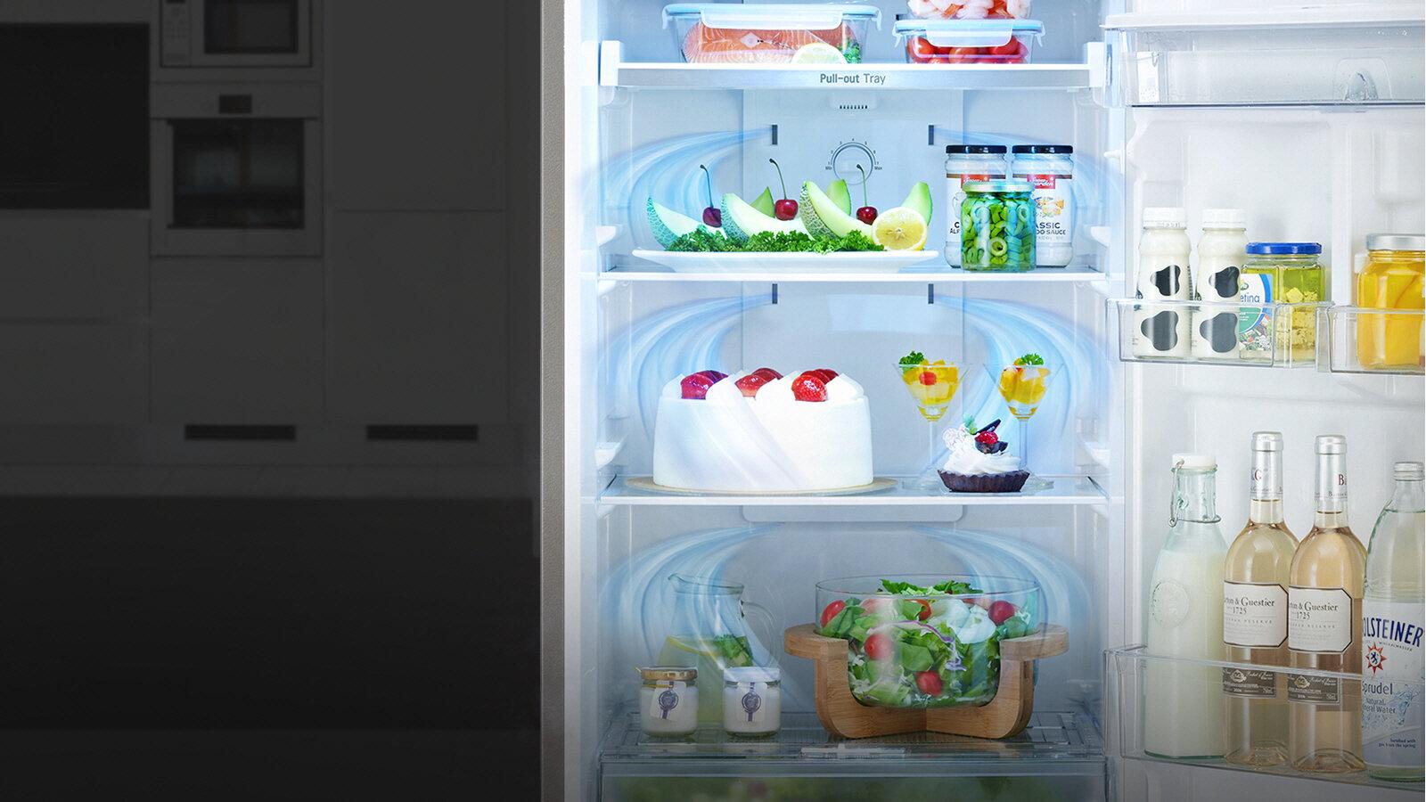 Khử mùi diệt khuẩn cho rau quả luôn tươi xanh