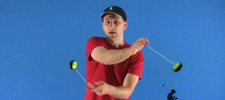 Yoyo Double Strings (3A)