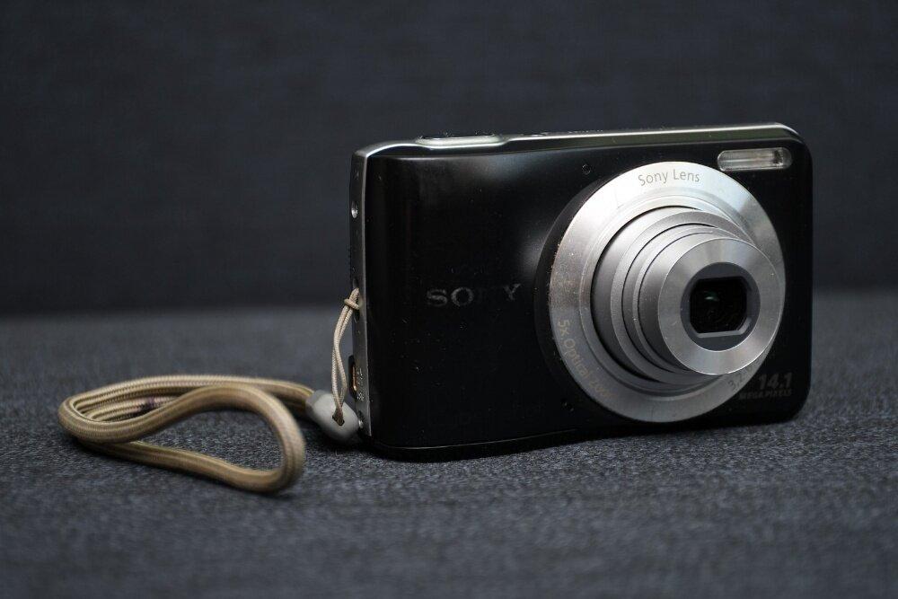 Máy ảnh Sony DSC S5000 với nhiều chế độ thông minh