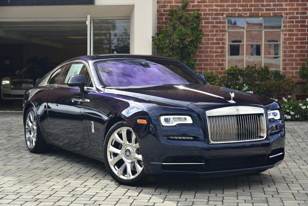 Mẫu xe Rolls-Royce Wraith sang trọng lịch lãm