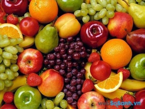 Một số loại rau quả phát ra mùi hôi khi bảo quản (nguồn: internet)