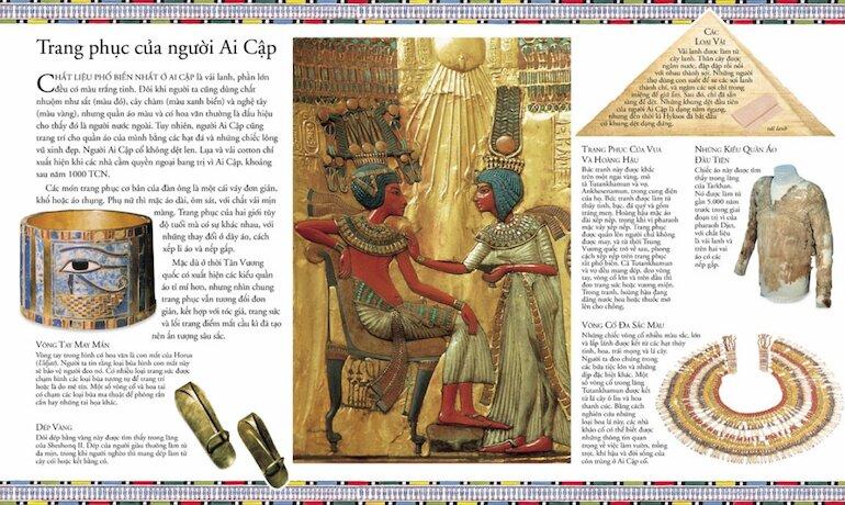 Sách lịch sử văn minh thế giới có tính tổng hợp cao
