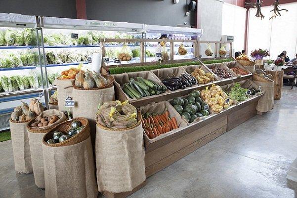Cầu Đất Farm là địa chỉ rau củ quả có chất lượng được nhiều người ghé mua