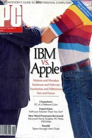 IBM bắt tay với Apple là một mối đe dọa lớn với BalckBerry.