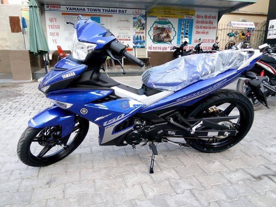 Xe Exciter 150 GP và RC đều có thiết kế cá tính, mạnh mẽ