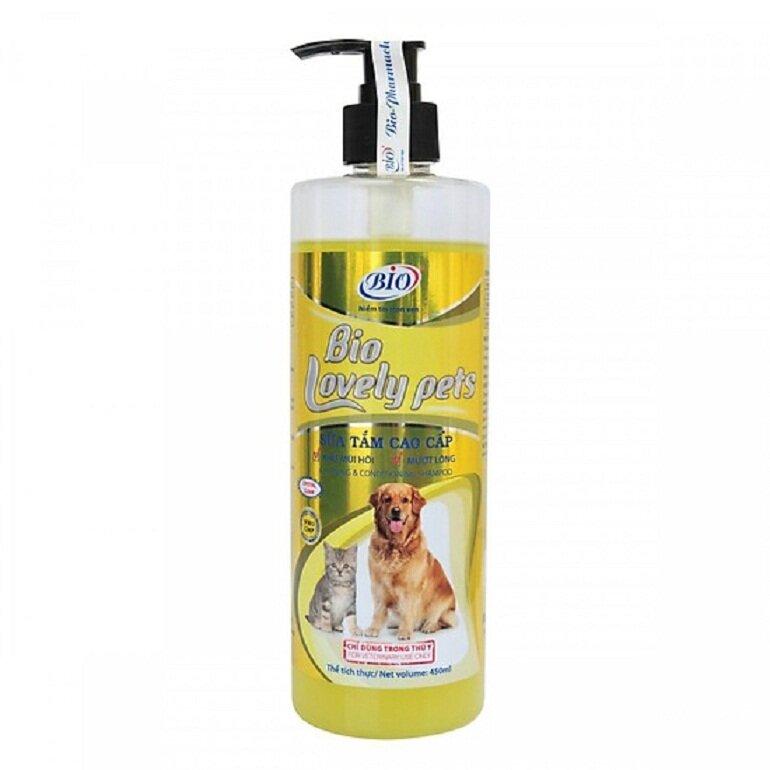 Sữa tắm cho chó Bio Lovely Pet
