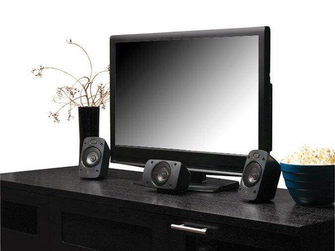 Lắp thêm hệ thống loa ngoài để tăng cường chất lượng âm thanh cho TV