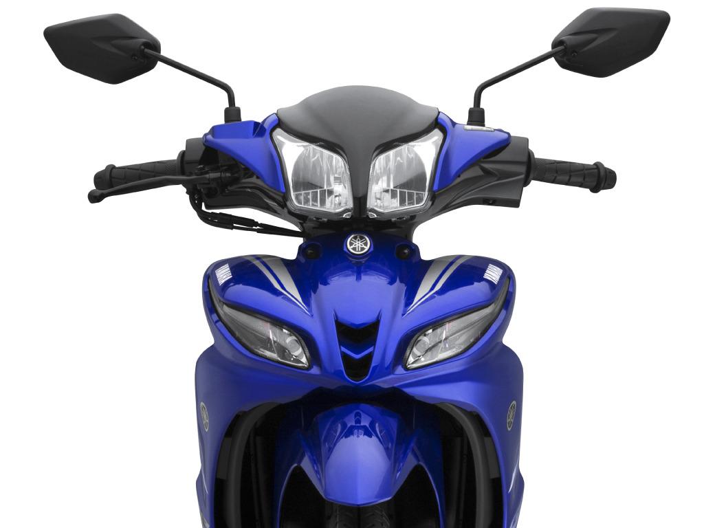 Bảng màu xe Yamaha Jupiter đa dạng, thời thượng