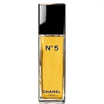 Chanel Fragrance N°5 EAU DE TOILETTE SPRAY (3.4 FL. OZ.)