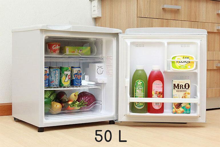 Chọn tủ lạnh có kích thước phù hợp