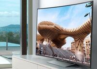 Smart Tivi Sony KD-65S8500D - màn hình cong, 65 inch,4K HDR