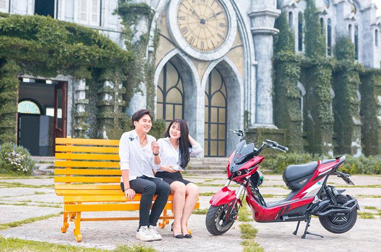 Xe máy điện Jeek One Dibao cao cấp chất lượng hàng đầu VN