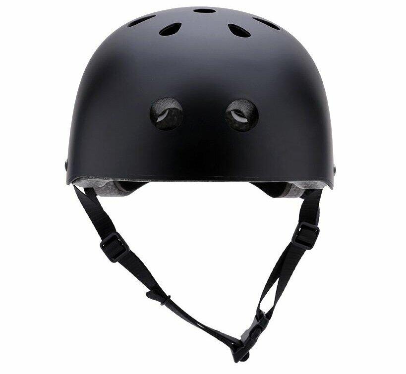 Mũ bảo hiểm BMX nhám size M BMX002