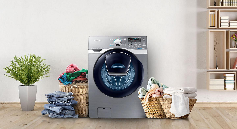 Điều khoản bảo hành máy giặt chính hãng Samsung