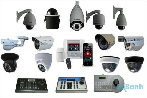 Các loại camera an ninh